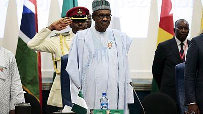 Le président Muhammadu Buhari en visite au Kenya