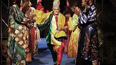 Niger's fashion designer Alphadi named UNESCO Artist for Peace
