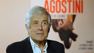 ''I was born to race'' – 15-time motorcycle world champion Giacomo Agostini
