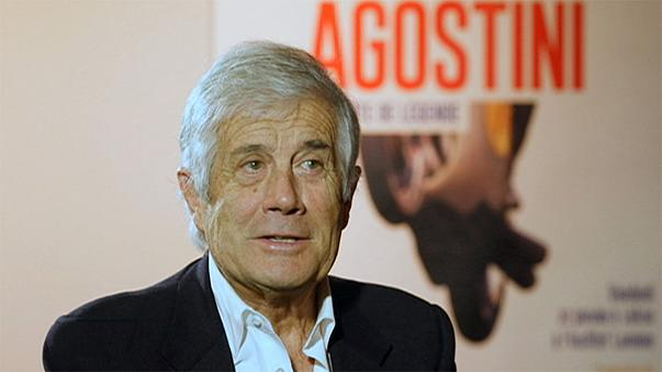 ''I was born to race'' - 15-time motorcycle world champion Giacomo Agostini