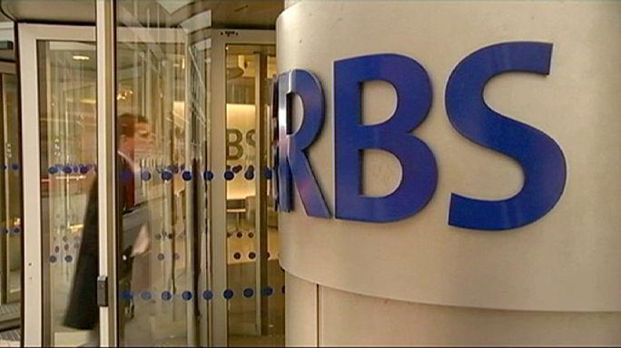 Списание активов будет стоить RBS прибыли