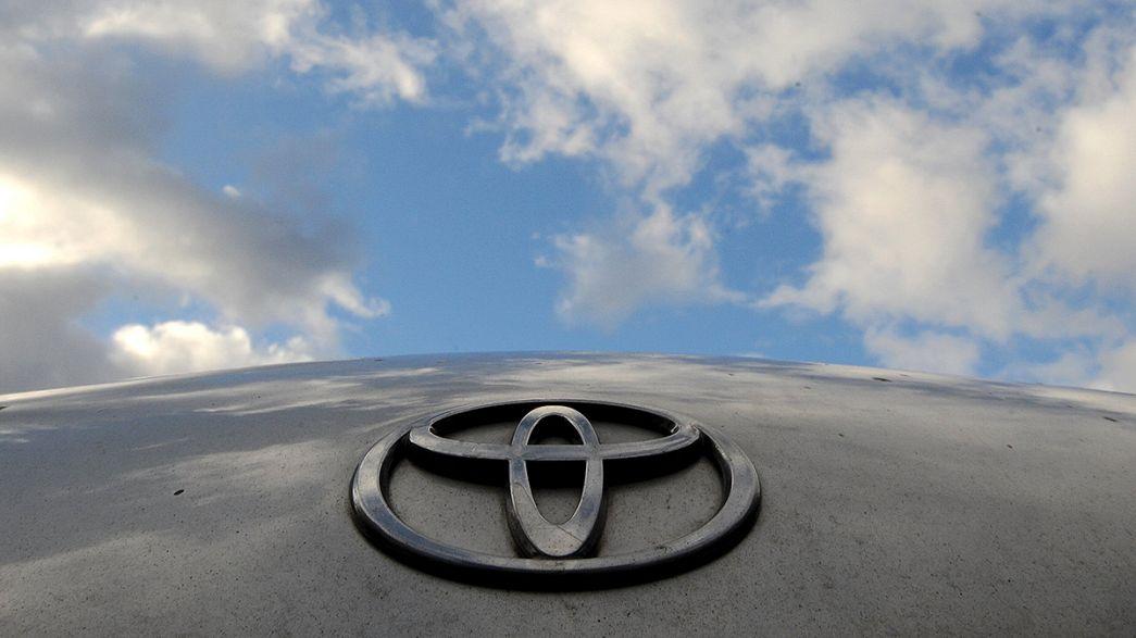 Toyota в 2015-ом осталась лидером мирового авторынка