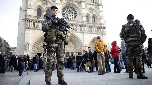 HRW: боязнь мигрантов и парижские теракты - во вред правам человека
