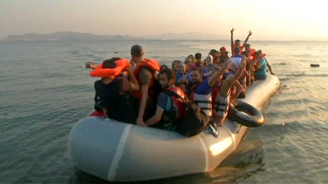 La Grèce ouvertement critiquée sur le contrôle de ses frontières
