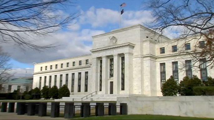 """Чем ответит ФРС США на биржевые """"американские горки""""?"""