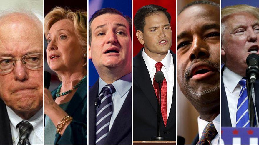 Présidentielle américaine : quelle politique étrangère défendent les candidats