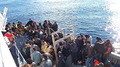 Plus de 1.200 migrants secourus au large de la Libye