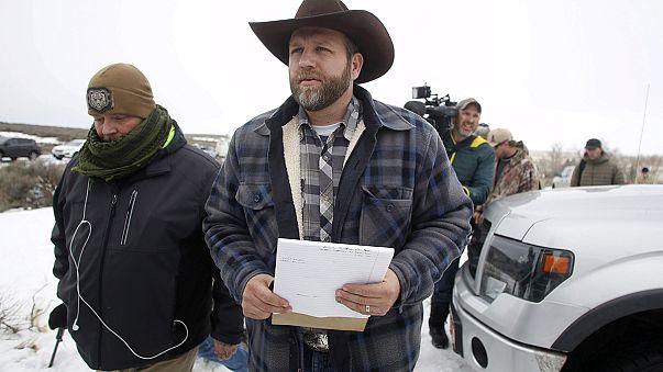 EUA: Detido líder de milícia antifederalista que ocupou parque natural
