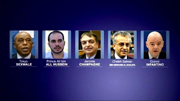 مناظره نامزدهای ریاست فیفا لغو شد