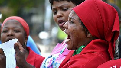 South Africa: Thousands march for jobs