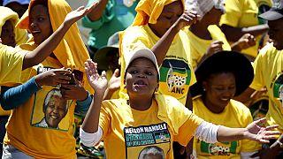 """Afrique du Sud : deux ex-codétenus de Mandela reçoivent le prix """"Freedom of the city"""" de la ville de Londres"""