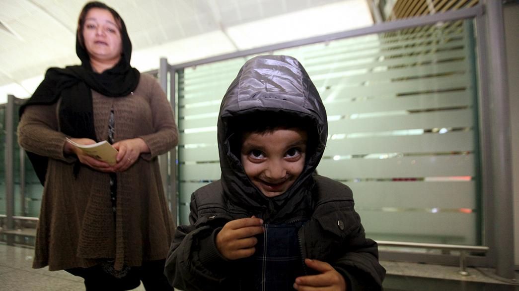 Avrupa'da beklediğini bulamayan mülteciler dönüş yolunda