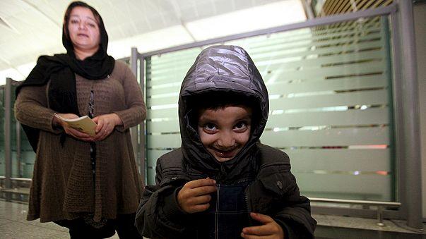 """Alemanha: Iraquianos fogem do """"exílio de lata"""""""