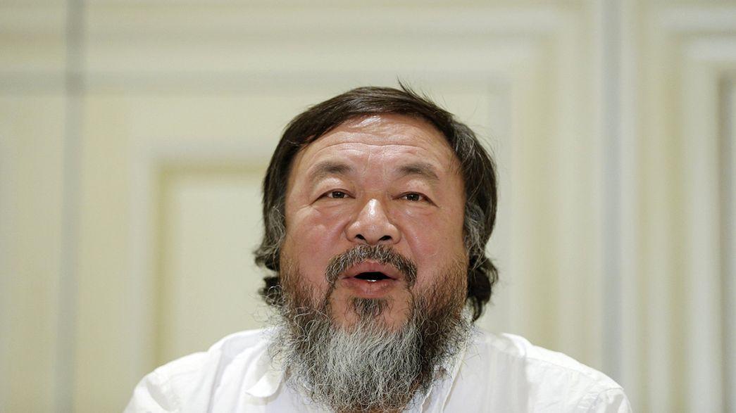 Ai Weiwei chiude mostra a Copenhagen per protesta vs riforma diritto d'asilo