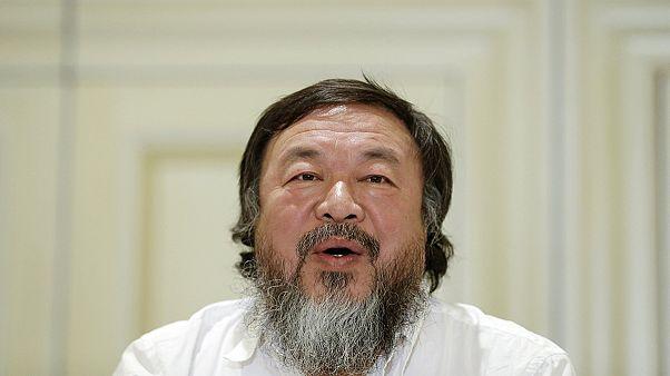 Ai Wei Wei echa el cierre a sus exposiciones en Dinamarca en solidaridad con los refugiados