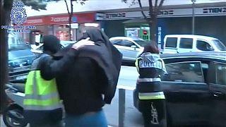 Ισπανία: Σύλληψη 9 ατόμων που «συνδέονται» με το ΡΚΚ
