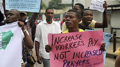 'Nigeria needs to intensify job creation'