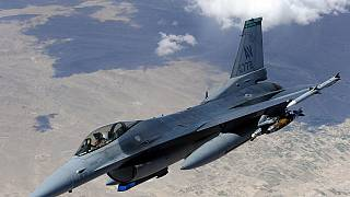 Egypt: F-16 military aircraft crashes killing entire crew