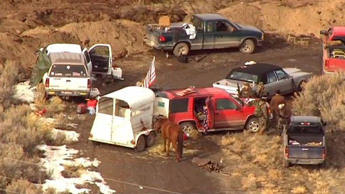 US: jailed Oregon protest leader urges followers to abandon occupation of wildlife refuge