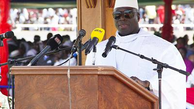 Gambia: President fires three ministers