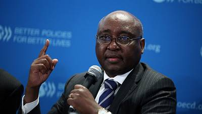Kaberuka appointed head of AU peace fund