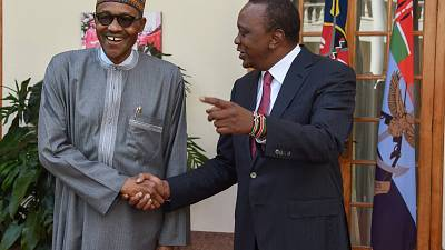 Kenya and Nigeria hold bilateral talks