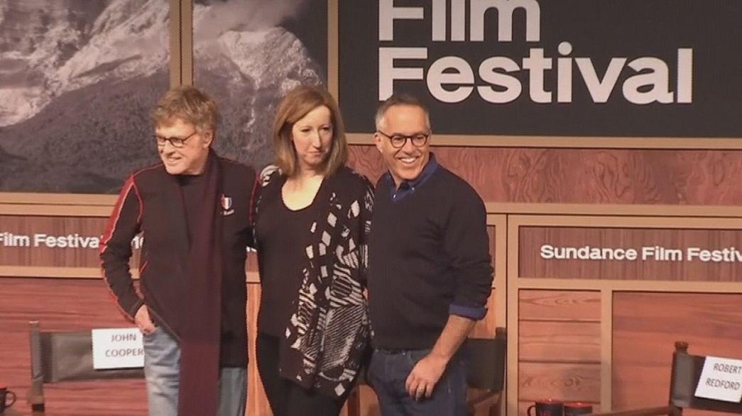 Szárnyal a Sundance, mint Eddie, a sas