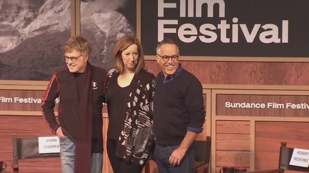 "Sundance Film Festival flies high with ""Eddie the Eagle"""