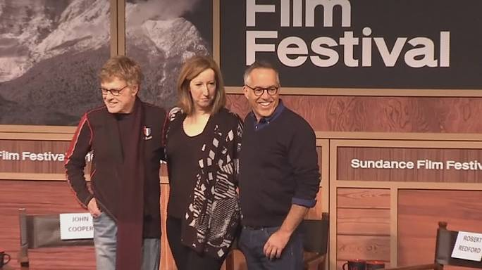 "Sundance Film Festival flies high with ""Eddie the Eagle"""