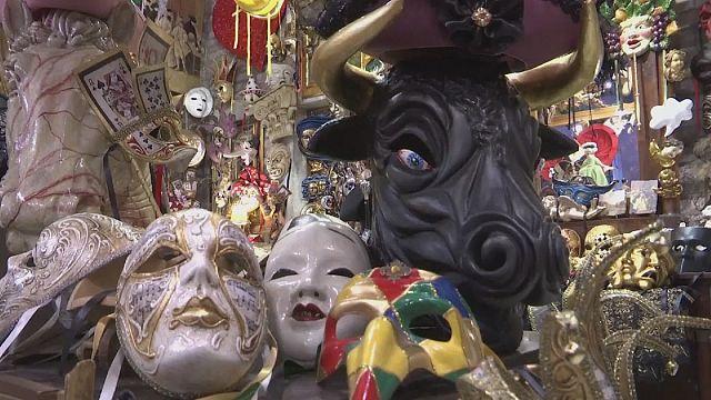 Маска и душа карнавала в Венеции