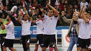 Angola, Tunisia, Algeria and Egypt qualify for African Handball Championship semi-finals