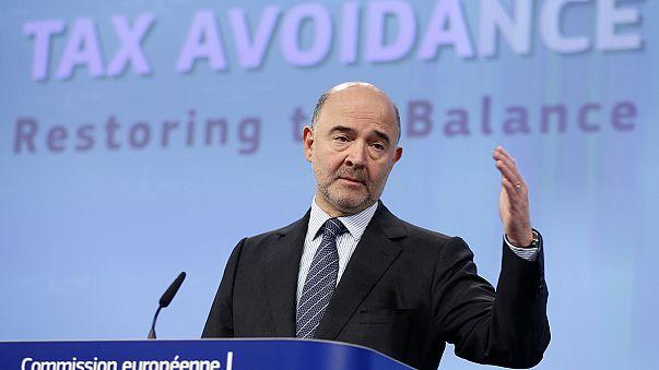 تدابیر کمیسیون اروپا برای تشدید مبارزه علیه فرار مالیاتی