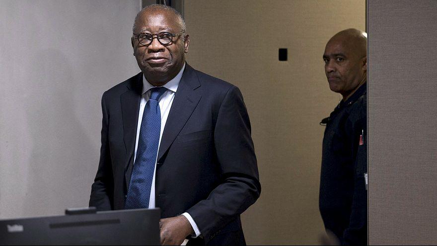 Gbagbo se declara no culpable en La Haya