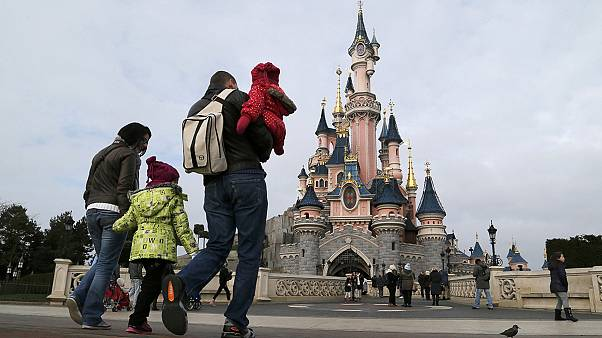 Man arrested with two handguns at hotel in Disneyland Paris
