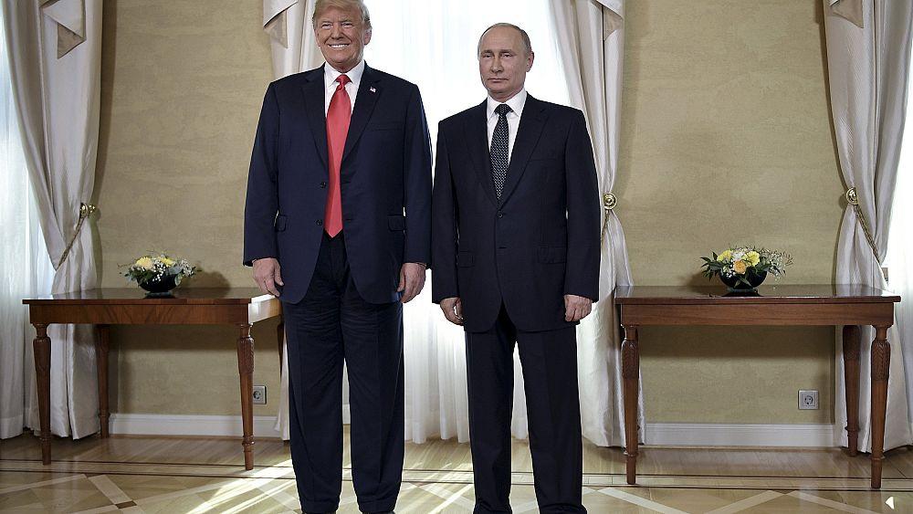 Talks underway for Putin visit to Washington, White House says