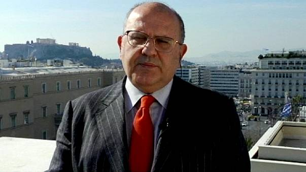 """Nikos Xydakis: """"Grécia não será depósito de pessoas"""""""