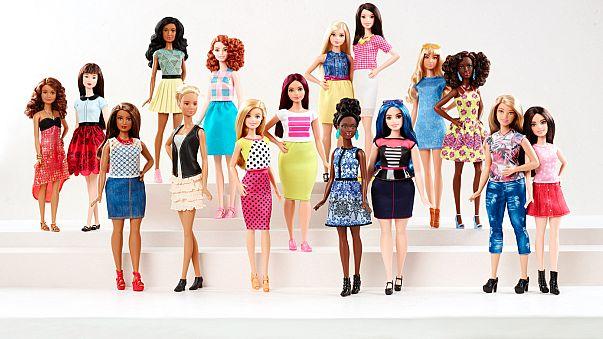 """Barbie gibt es bald auch in """"kurvig"""""""