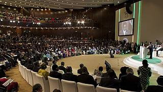 AU urges ICC to respect the immunity of sitting African presidents