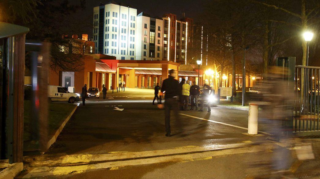 Festgenommen im Freizeitpark: Mann trug Waffen bei sich