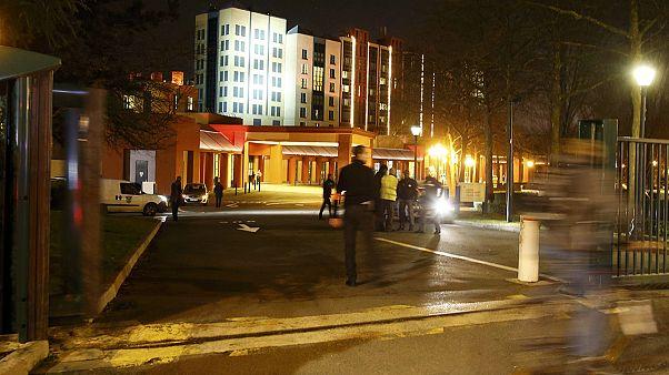 یک مرد مسلح در هتلی در دیزنی لند پاریس بازداشت شد