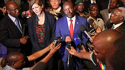 Burundi's opposition calls for AU intervention