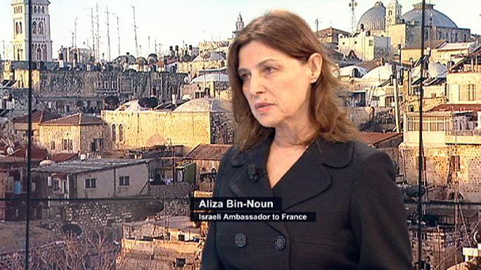 Israel condena visita de Rohani a França
