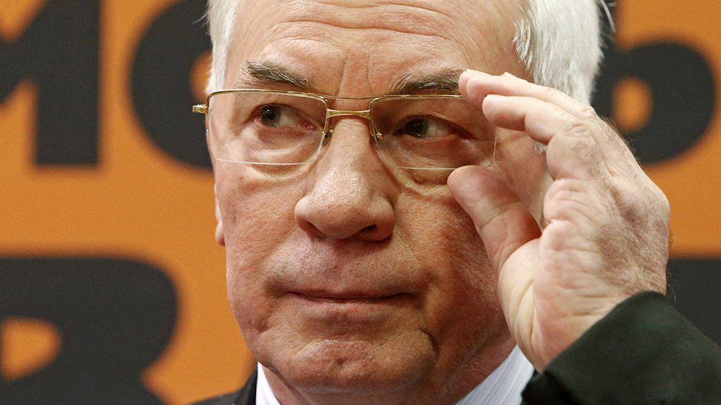 В ЕС отменили санкции против бывших членов правительства Украины