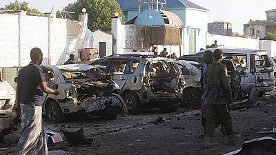 Mogadiscio : marche des femmes