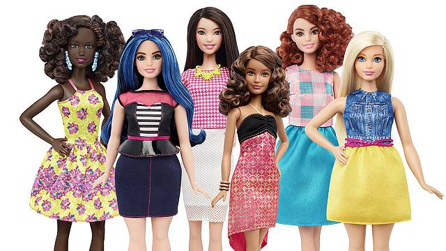 'Blonde bimbo' Barbie blossoms into 21st century woman