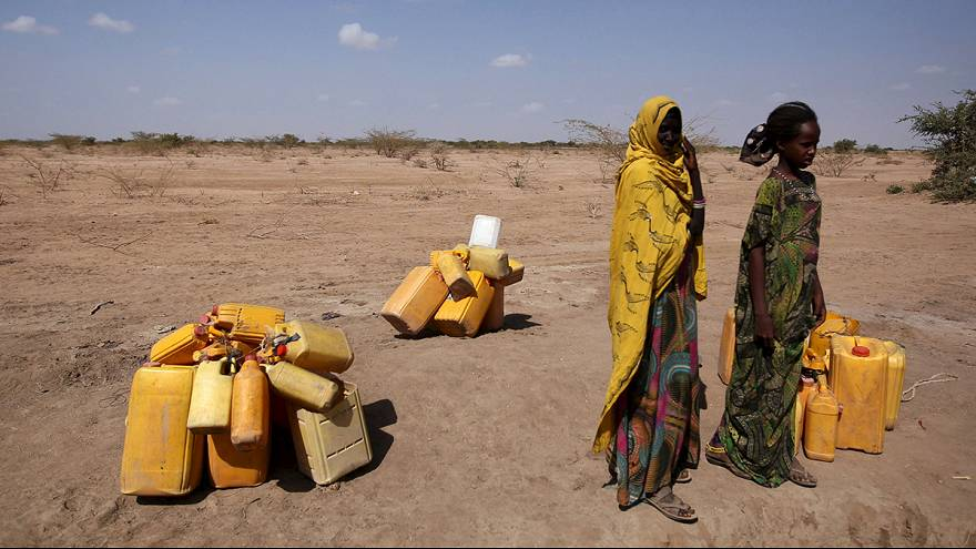 Dix millions d'Ethiopiens au bord de la famine à cause de la sécheresse
