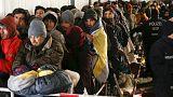 Migrantes: Alemanha aperta condições de asilo