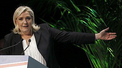 Milano: Marine Le Pen da Salvini, dure contestazioni dei centri sociali