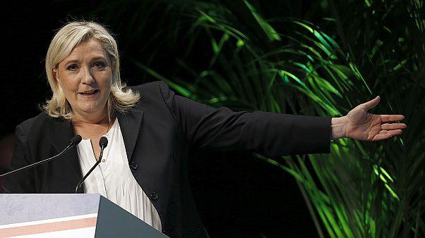 Direita nacionalista europeia reunida em Milão