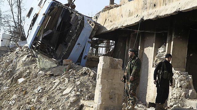 Suriye iç savaşında kritik gün